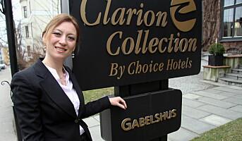 Armensk hotelldirektør styrer ærverdig Oslo-hotell