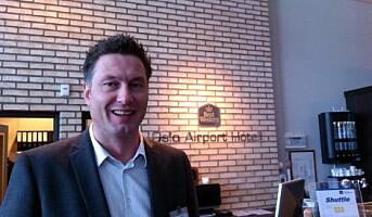 Nytt salgsteam på Best Western Oslo Airport Hotel