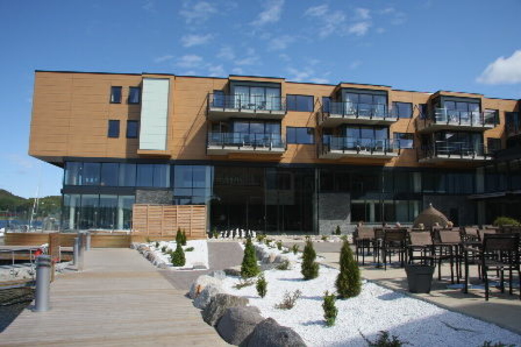 Quality Spa & Resort Son inn i Nordic Hotels & Resorts. (Foto: Morten Holt)