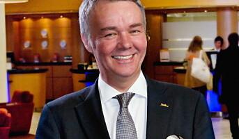 Ny sjef for Radisson SAS Scandinavia Hotel