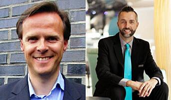 Nye direktører på Scandic-hoteller i Oslo