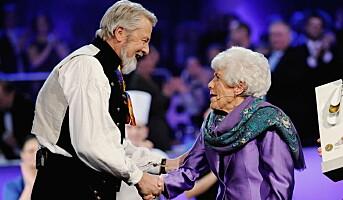 Det Norske Måltids hederspris til Halvor Heuch
