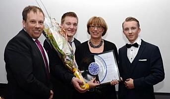 HR-direktøren i Rica Hotels fikk hederspris