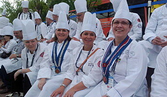 Over 2000 kokker i verdensrekordforsøk