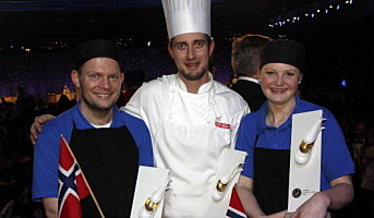 Region Vestpå vant Det Norske Måltid 2011