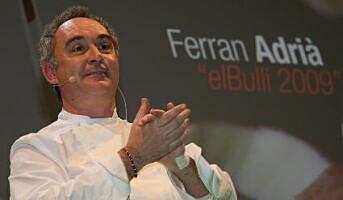 El Bulli blir El Bulli Foundation