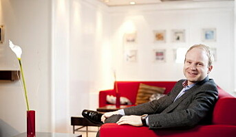 Ekman skal lede Nordic Hotels and Resorts