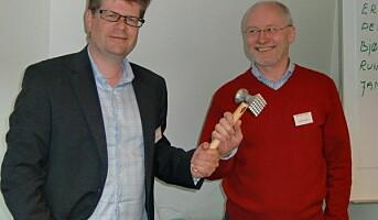 Vidar Korneliussen ny styreleder i BFSN