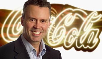 Ny sjef for Coca-Cola Enterprises Norge