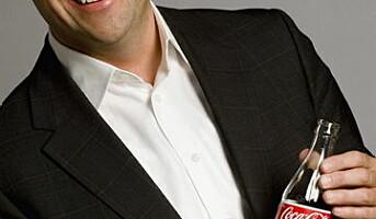 Coca-Cola Drikker investerer 100 millioner i høyteknologisk lagerløsning