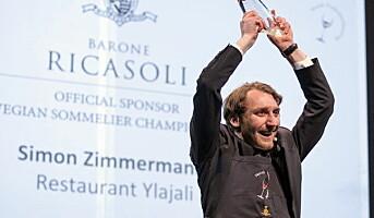 Zimmermann vant NM for vinkelnere