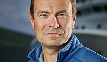 Ny kommersiell direktør i Hurtigruten