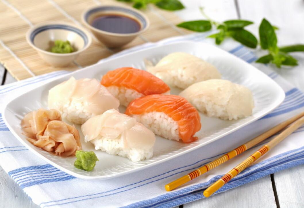 Sushi illustrasjonsfoto003