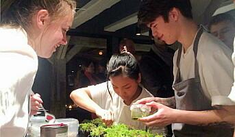 Muligheter for unge servitør- og kokkelærlinger