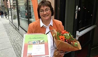 Ingrid Espelid Hovigs Matkulturpris til villmarkskokk