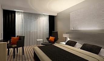 Vil bli ledende på hotellinteriør