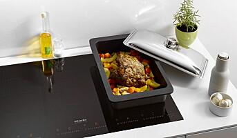 Miele-nyhet med fleksible kokesoner