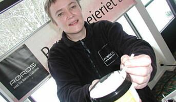 Økologisk yoghurt fra Rørosmeieriet