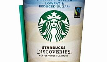 Fettfattig iskaffe