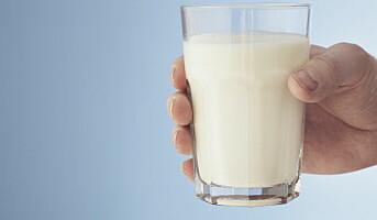 Vi mener melk er sunnest til frokost