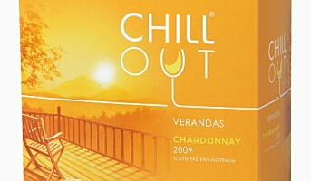 Ny årgang av Chill Out Chardonnay i Norge