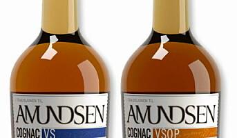 Amundsen Cognac med ny design