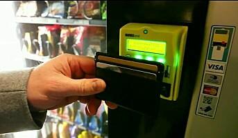 Enklere med moderne betalingsterminal