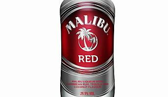Lanserer Malibu Red