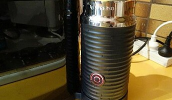 Nespresso lanserer Umilk