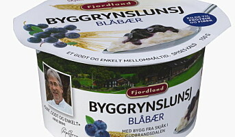 Byggrynslunsj fra Arne Brimi og Fjordland