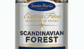Krydder med smak av skandinavisk skog