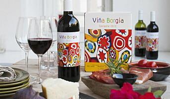 Viña Borgia – til klassiske spanske retter