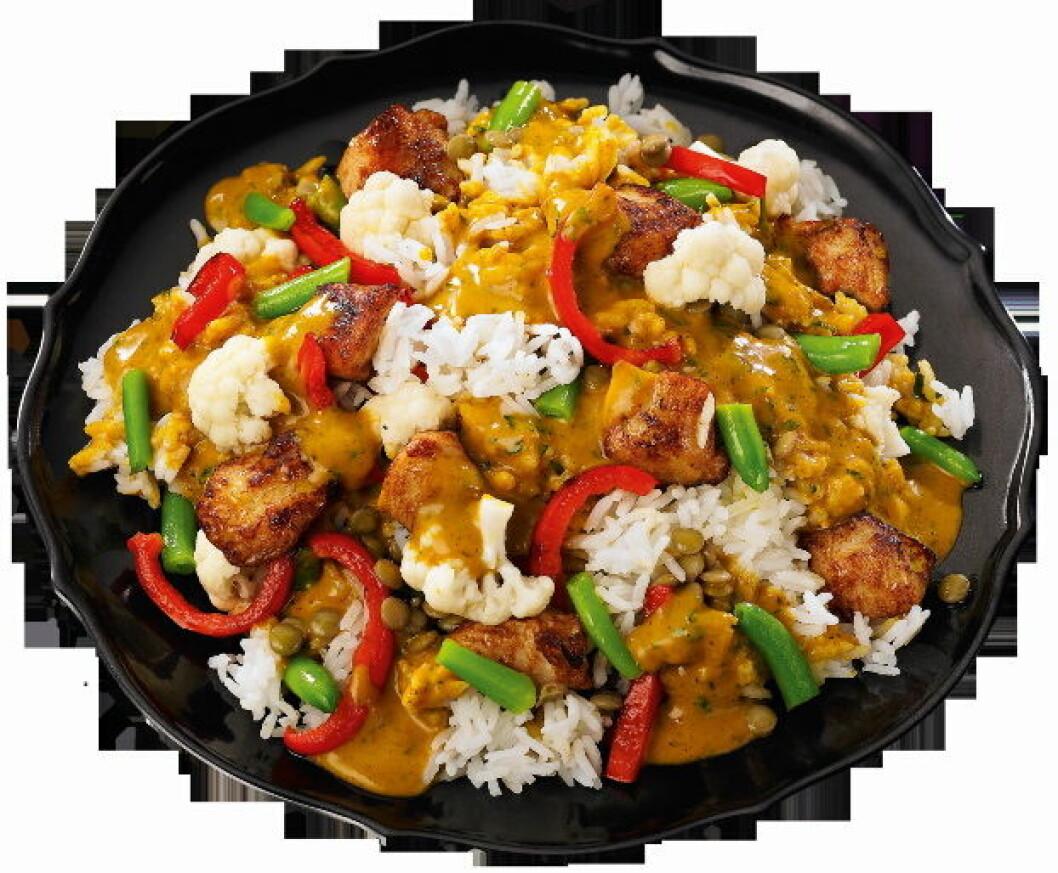 Findus Chicken Curry