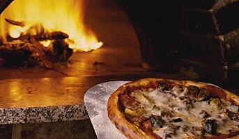 Italiensk pizza på menyene igjen