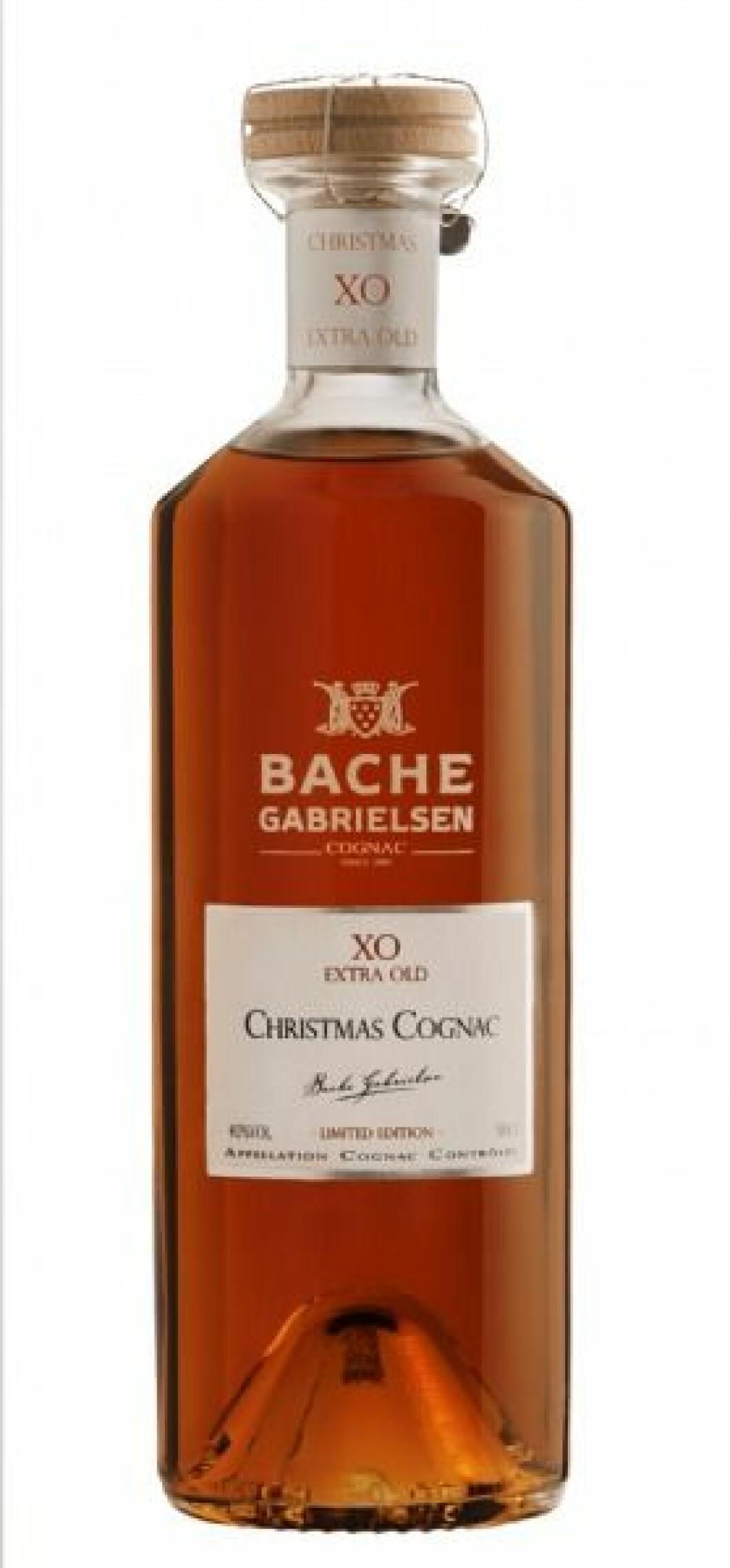 Bache Christmas Cognac