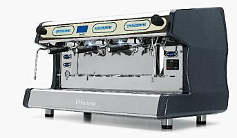 Fiamma Pacific Multiboiler espressomaskin