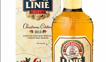 Linie Christmas Edition 2013 til Norge