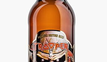 Iron Maiden-øl i Norge