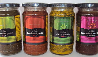 Indiske produkter fra Masalamagic