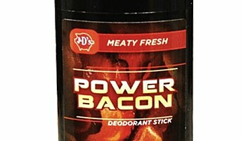 Hva med litt baconlukt under armene?