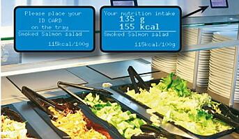Metos Nutrime – teller dine kalorier