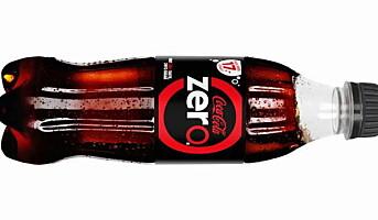 Merkevarepris til Coca-Cola zero