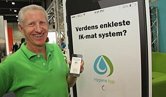 Hygiene-app fra Lubeco