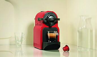 Nespresso for de lekne