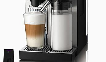 Ny toppmodell fra Nespresso