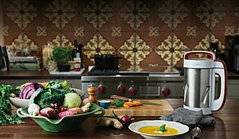 Fast slowfood med nye Philips SoupMaker