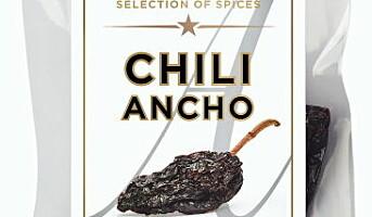 Santa Maria lanserer tørket chili