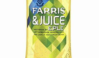 Ringnes lanserer Farris & Juice