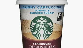 Ny fettfattig iskaffe fra Starbucks Discoveries