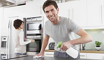 Slik skal bakteriene på kjøkkenet drepes